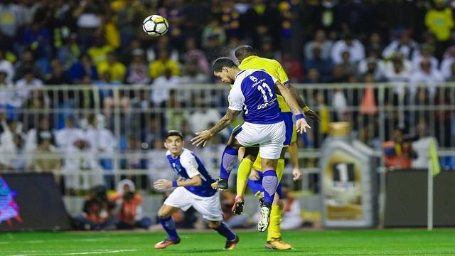 النصر يبحث عن إنتصار على الهلال في ديربي الرياض