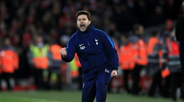 بوكيتينو: جماهير ليفربول إحتفلت مثل آرسنال