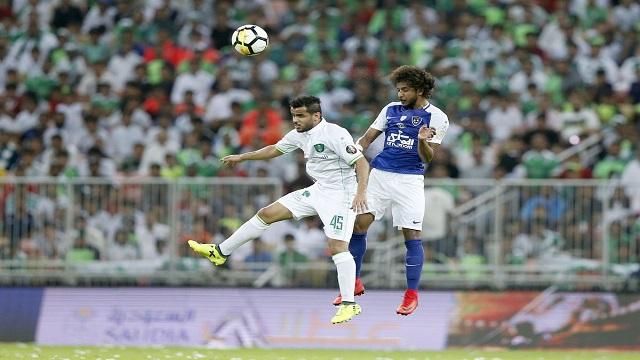 طرح تذاكر كلاسيكو الهلال والأهلي في البطولة العربية