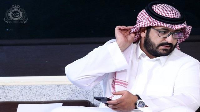 سعود آل سويلم يقود بعثة النصر في الإمارات
