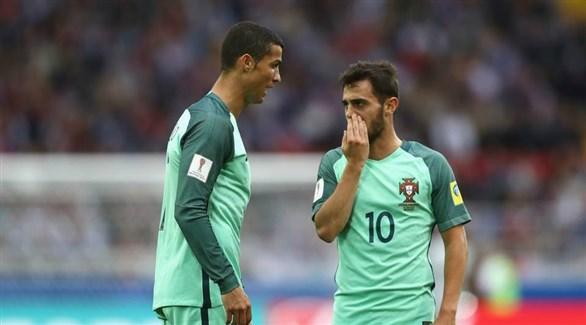 فوضى المنتخب الإسباني تلفت أنظار البرتغال