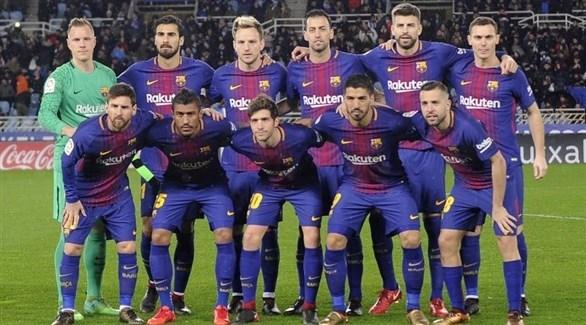 برشلونة يعلن رسمياً ترتيب قادة الفريق