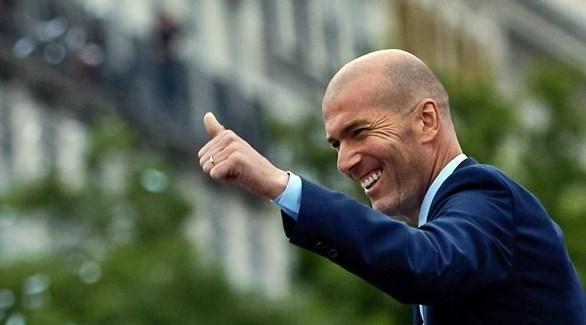 زيدان يعادل رقم السبيشل وان مع ريال مدريد