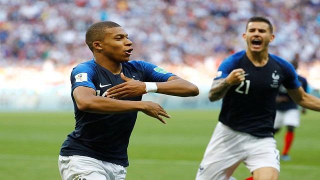 مبابي: أعتذر للاعبي بلجيكا إذا شعروا بالإهانة