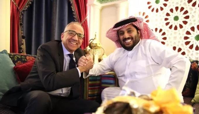رئيس الاتحاد الأميركي يشكر خادم الحرمين وسمو ولي العهد على دعم ملف تنظيم مونديال 2026