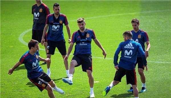 نجم إسبانيا جاهز لمواجهة البرتغال