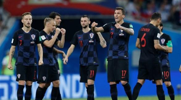 كرواتيا تتسلح بأمجاد التسعينيات أمام إنجلترا