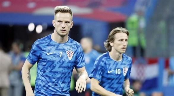 راكتيتش: هذا ما حدث لي قبل مباراة إنجلترا