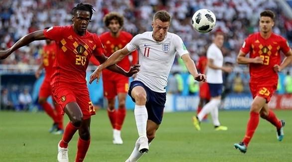 الخاسران بلجيكا وإنجلترا يلتقيان من جديد في روسيا
