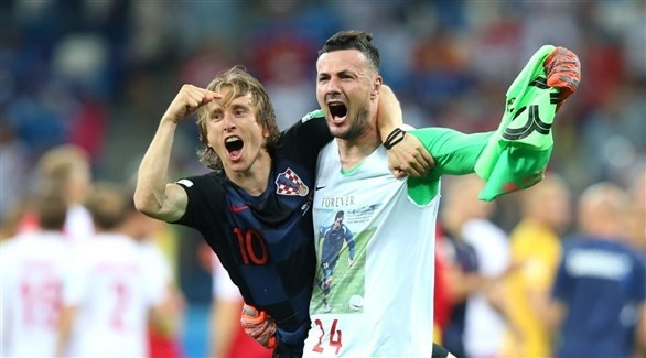 منافسة رباعية على جائزة أفضل لاعب في مونديال روسيا