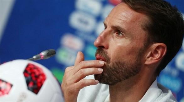 ساوثغيت: إنجلترا ليست من المنتخبات الخمسة الكبرى