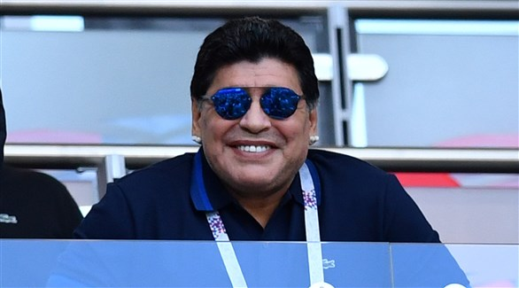 مارادونا: لم أتوقع من الأرجنتين أي شيء في المونديال