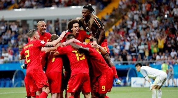 لاعب بلجيكا يتهم مبابي بتلقي تعليمات لإضاعة الوقت