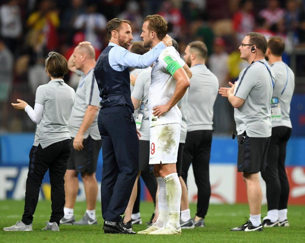 مهاجم إنجلترا: الخسارة مؤلمة لكننا خرجنا مرفوعي الرأس