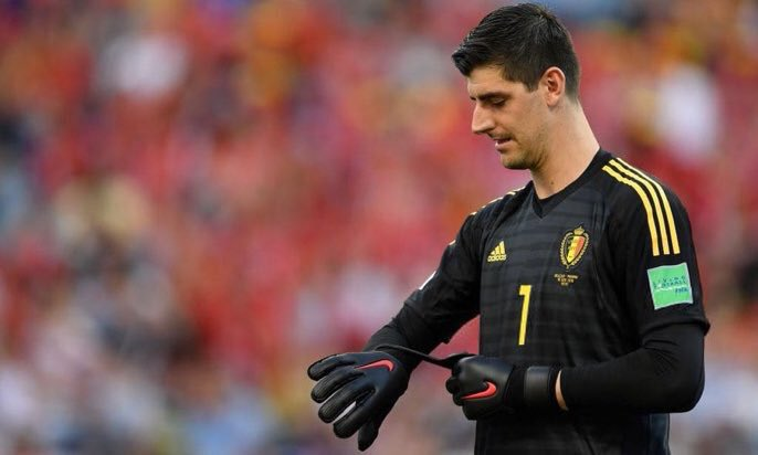 حارس بلجيكا : خسرنا أمام فريق لم يتفوق علينا في المباراة