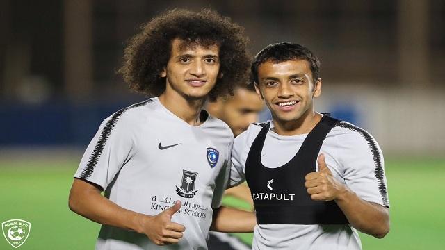 استبعاد عموري من قائمة الهلال المشاركة في البطولة العربية