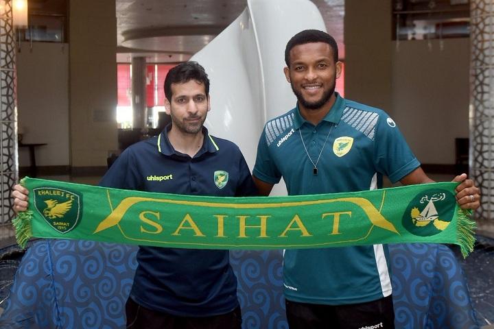 الخليج يكمل قائمة الأجانب بالتوقيع مع مدافع منتخب السنغال