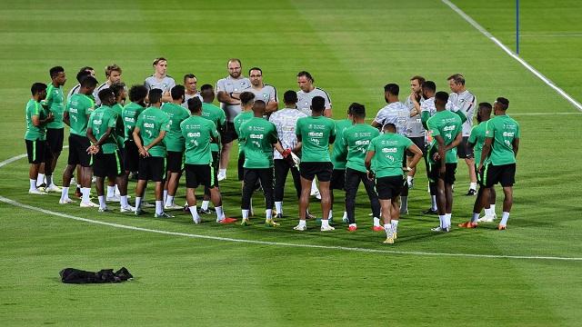 المنتخب السعودي يدشّن معسكره في الرياض استعدادًا لكأس أمم آسيا