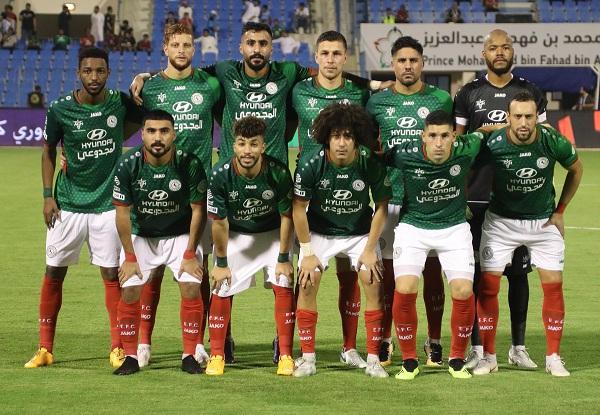 لاعب الاتفاق يدخل تاريخ الدوري السعودي