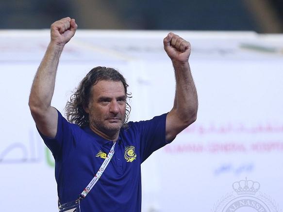 كارينيو : تجربتي مع النصر 2014 هي الأفضل