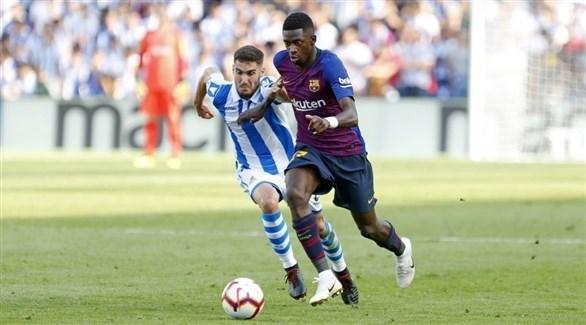 برشلونة يواصل انتصاراته بفوز رابع على التوالي