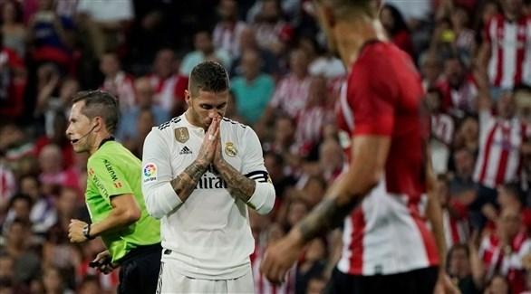 قائد ريال مدريد يبرر سبب التعثر أمام بلباو