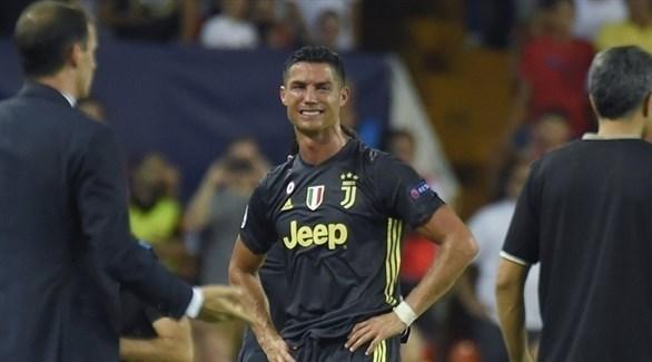 رونالدو سيشارك ضد مانشستر يونايتد