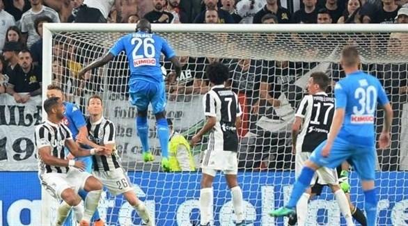 يوفنتوس يبحث عن الثأر من نابولي في الدوري الإيطالي