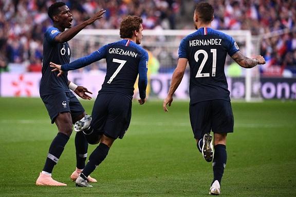 فرنسا تسقط ألمانيا بهدفين في مواجهة مثيرة