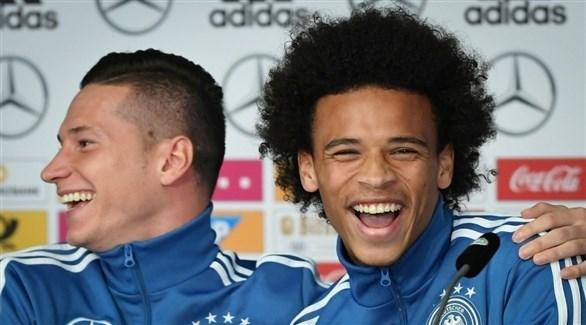 ساني يأمل في وضع بصمته مع المنتخب الألماني
