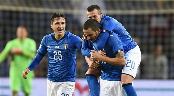 مانشيني يفشل مجدداً بتفعيل هجوم إيطاليا
