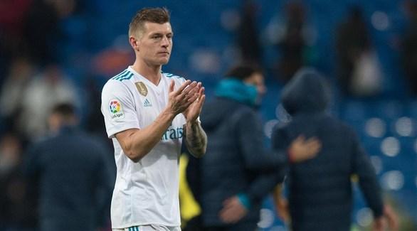 كروس: ريال مدريد يفتقد حماسة دوري الأبطال في الليغا