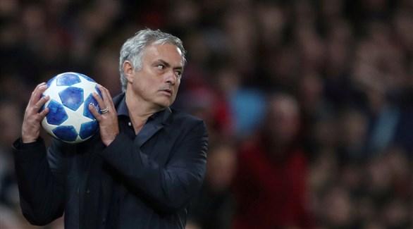 مورينيو يُهدي هدف مانشستر يونايتد لـ ريال مدريد