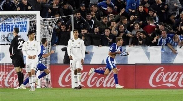 سجل تهديفي كارثي هو الأسوأ لـ ريال مدريد منذ 33 عاماً