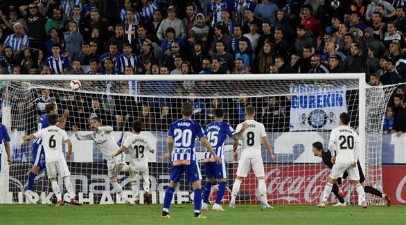5 أسباب وراء خسارة ريال مدريد أمام ألافيس