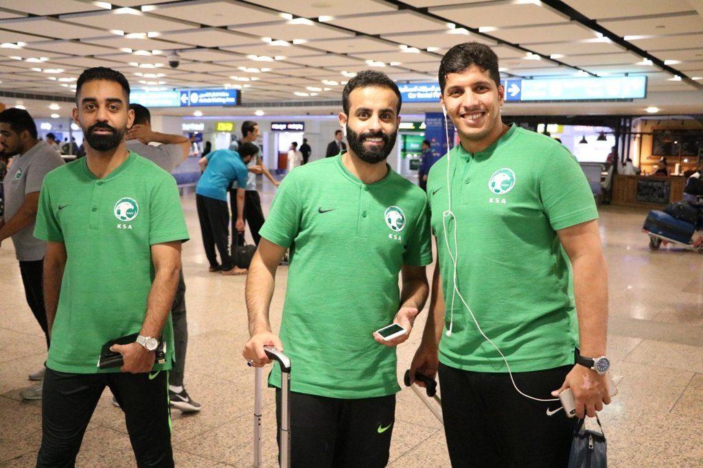 المنتخب الوطني لكرة قدم الصالات يصل إلى الإمارات
