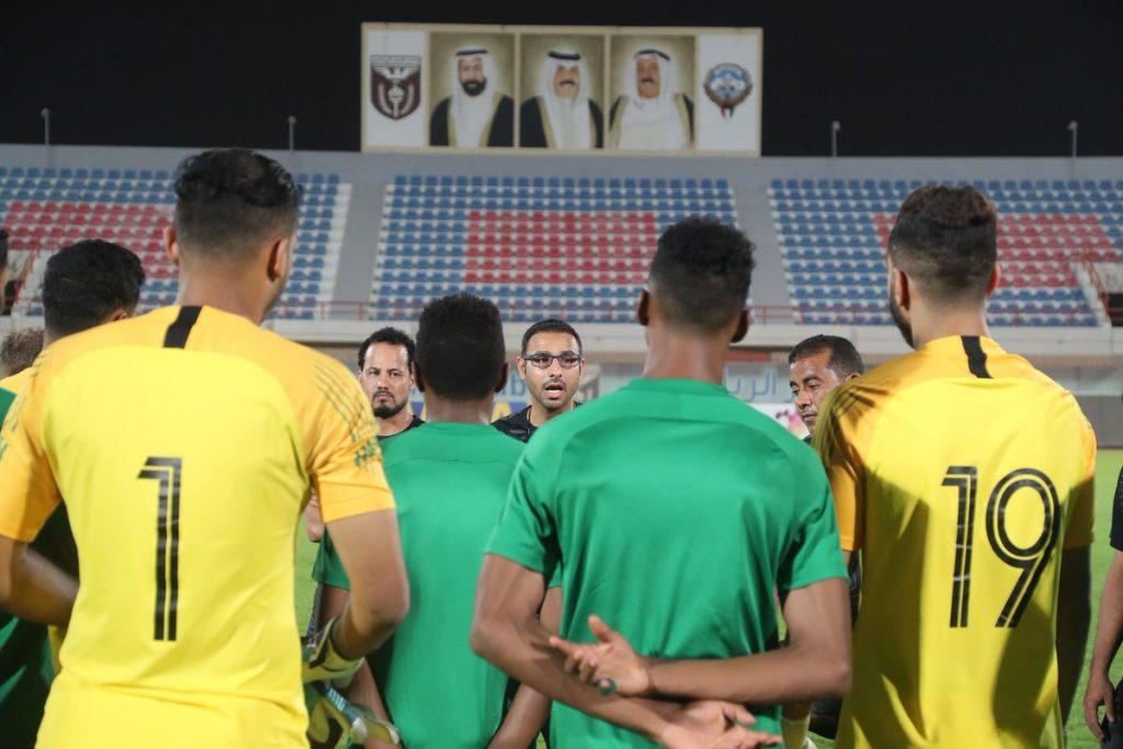 الأخضر تحت 21 عامًا يلاقي منتخب البحرين في دورة عودة الأولمبي