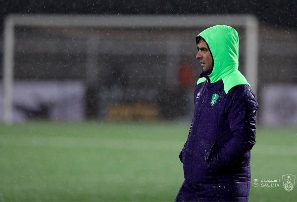 غويدي يطالب لاعبي الأهلي بحسم مواجهة القادسية
