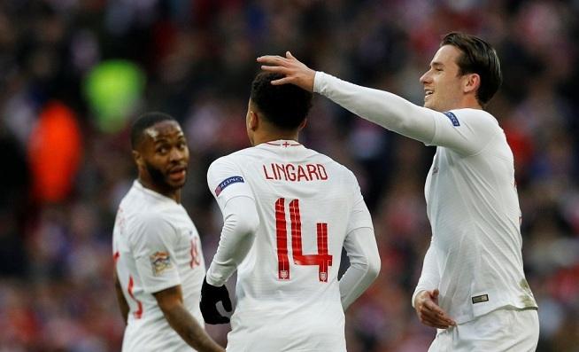 إنجلترا تنتزع بطاقة التأهل الأوروبية من كرواتيا