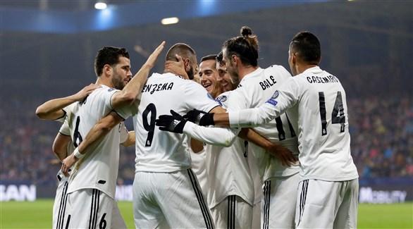 رباعي ريال مدريد خارج قائمة مواجهة سوسييداد