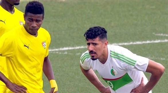 الجزائر تقسو على توغو برباعية وتصعد لكأس أمم أفريقيا