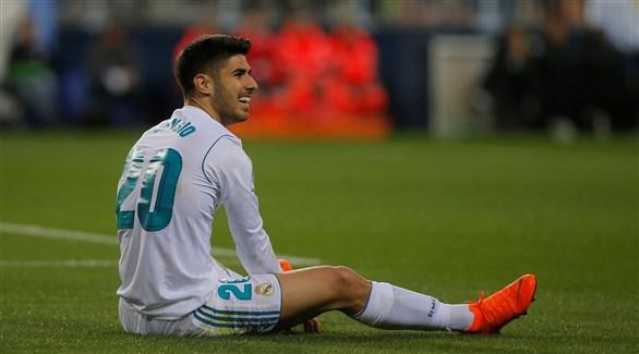أسينسيو ينفي التهرب من حمل المسؤولية مع ريال مدريد