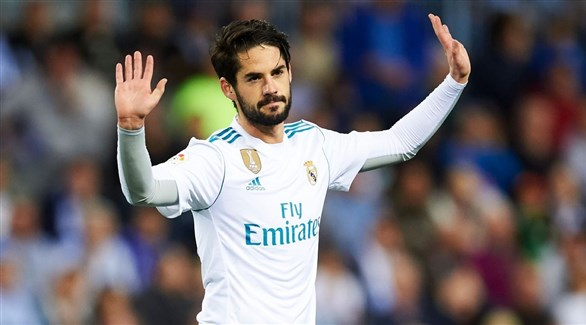 سولاري قد يجبر إيسكو على الرحيل من ريال مدريد
