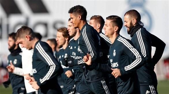 ريال مدريد يستعيد مصابيه قبل مواجهة فالنسيا