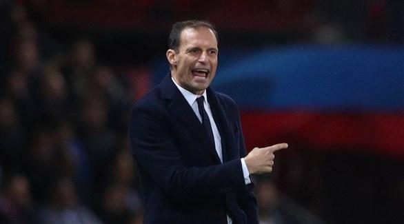 أليغري يمنح مانشستر يونايتد مهلة محددة للتعاقد معه