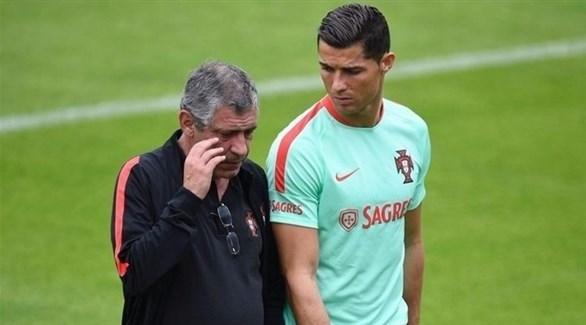 غياب رونالدو مجدداً عن تشكيلة البرتغال