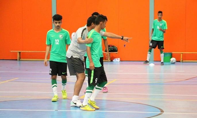 منتخب الصالات تحت 20 عامًا يواصل معسكره في الرياض