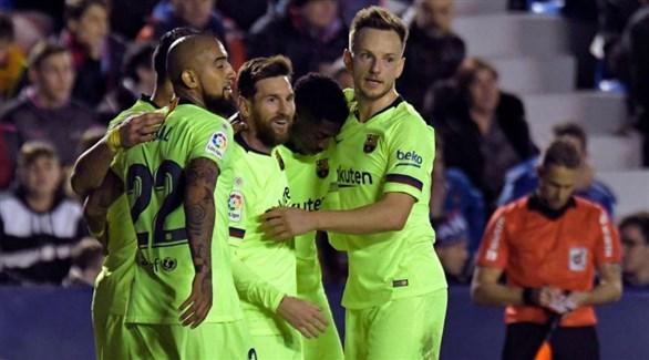 بند يجبر برشلونة على دفع 800 ألف يورو لـ مانشستر سيتي