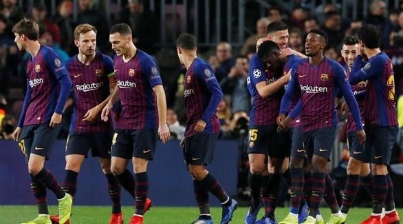 بوسكيتس يثير قلق برشلونة قبل مواجهة خيتافي