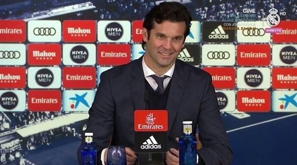 سولاري : اللاعبين الشباب هم مستقبل ريال مدريد